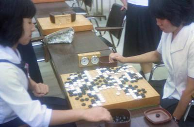 第7回全国高校囲碁選手権大会女子団体戦