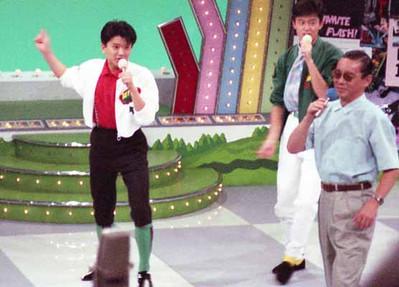19870713いいとも青年隊_神田利則_相田康次_笑っていいとも!