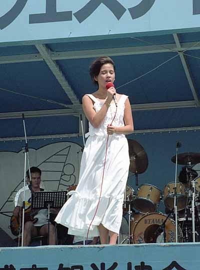 19870730三浦海岸フェスティバル_杉浦幸2