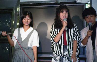 1987085日立ハローサタデー_佐野量子、勇直子、堀敏彦