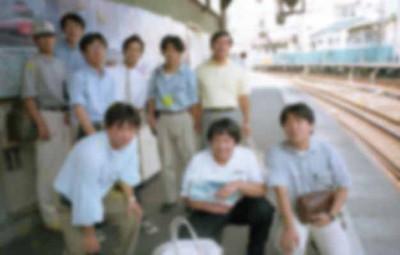 19870820おれんじ☆てぃー読者集会@代々木八幡駅