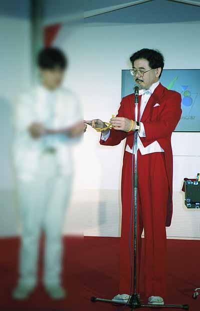 19871024_NTTコレクション'87_マギー司郎