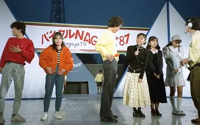 19871103バイタルNAGOYA'87_三田寛子、佐野量子、岡谷章子