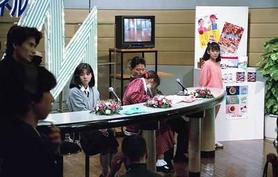 19871107東急ケーブルテレビスタジオ_ラジオ版だよ!チャンネルM_佐野量子