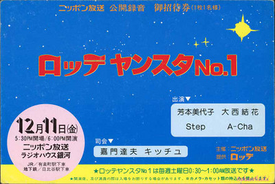 19871211ロッテヤンスタNo.1御招待券(裏)(150dpi)