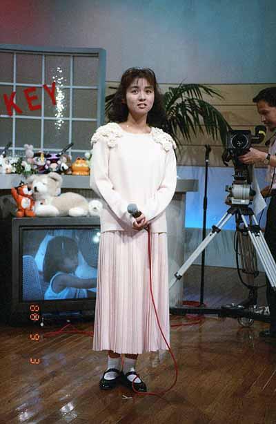 19880903佐野量子1@東急ケーブルテレビスタジオ