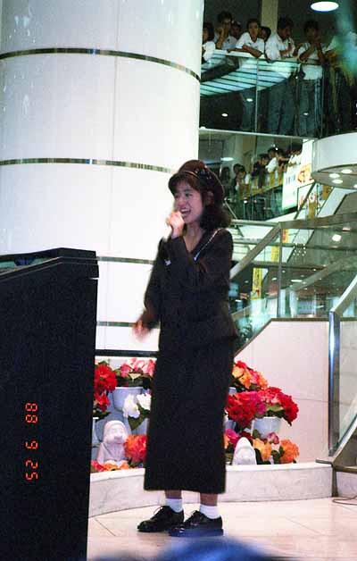 19880925佐野量子@パルシェ_SBS歌謡ベストテン