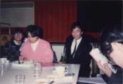 19881225おれんじ☆てぃー読者集会@新宿カトレア