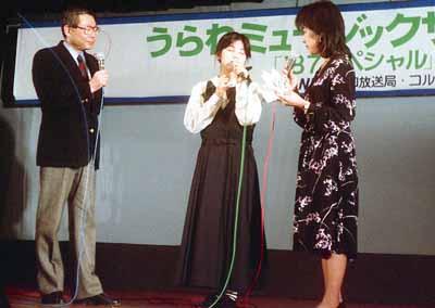 19860214うらわミュージックサタデー「'87スペシャル」佐野量子