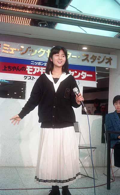 19870307モアモア歌謡線センター:佐野量子