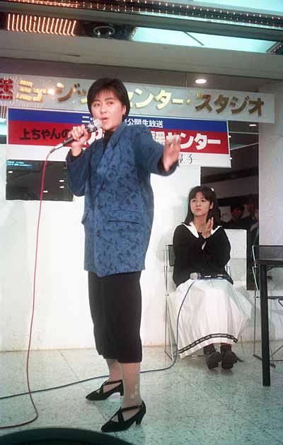 19870307モアモア歌謡線センター:長山洋子