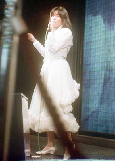 19870308アゼリアPOPパーティー出演者:真璃子