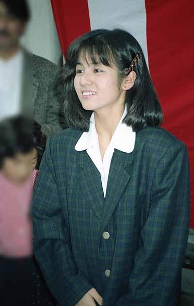 19871031もしもしフェアTWENTY@西新井電話局_佐野量子2