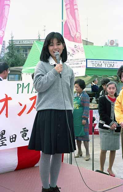 19871107すみだふるさと祭り_佐野量子