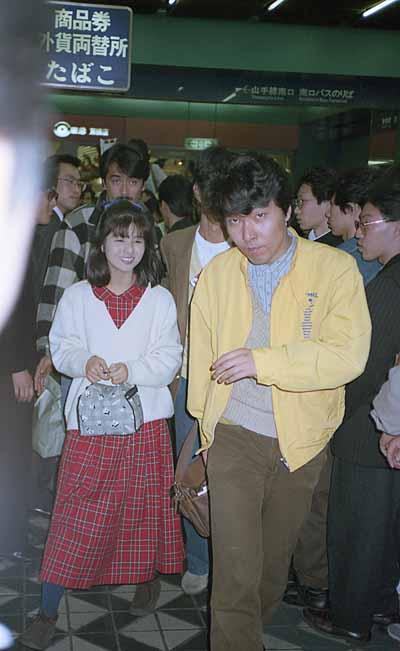 19871121東急百貨店東横店_佐野量子