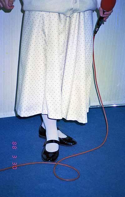 19880330佐野量子3_ギャラリーからこんにちは@栄日産ギャラリー