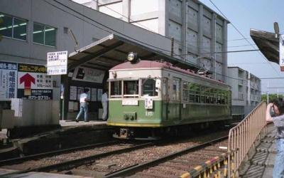 19900611撮影所前駅