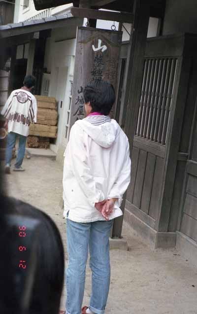 19900612太秦映画村1